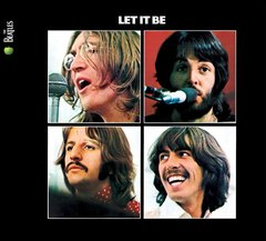 THE BEATLES / LET IT BE  (VINILO)