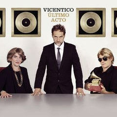 VICENTICO / ULTIMO ACTO (CD + DVD)