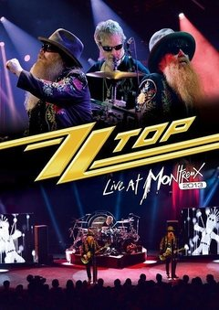 ZZ TOP / LIVE AT THE MONTREAUX 2013