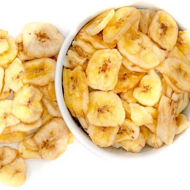 Bananas chips