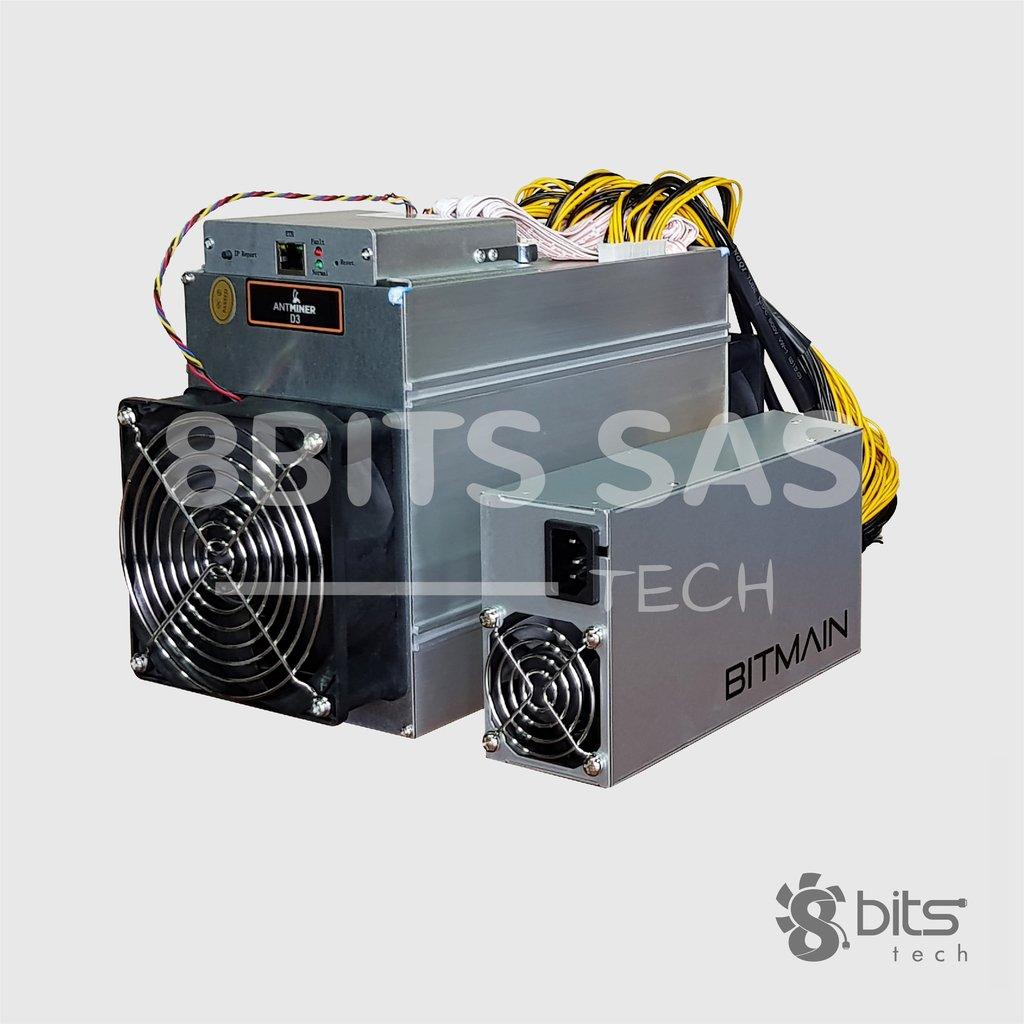 ANTMINER D3 - Buy in 8BiTS SAS