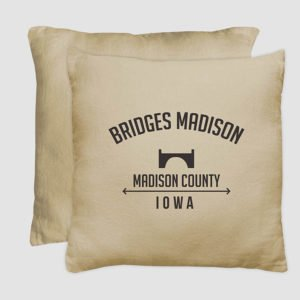 FUNDA ALMOHADON LOCACIONES INDUSTRIAL BRIDGES MADISON 45X45 CM. - 45 x 45