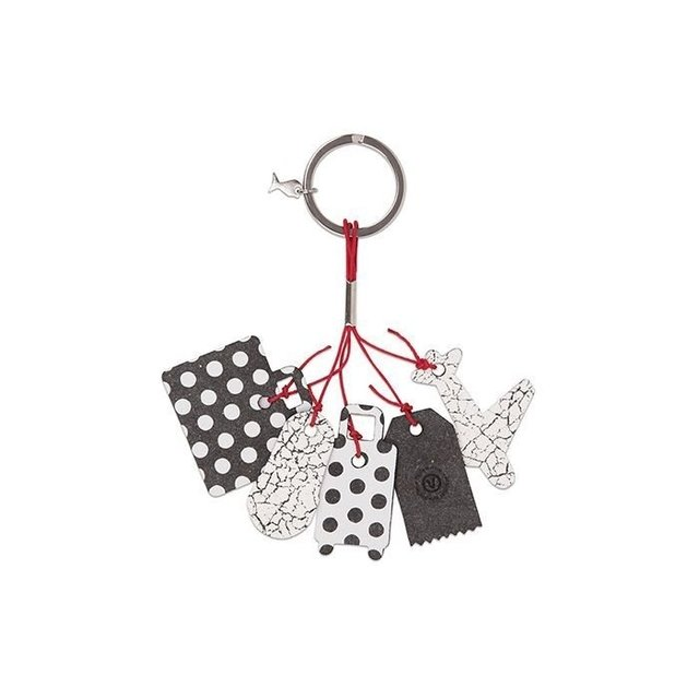 TRAVEL CHARM KEY HOLDER