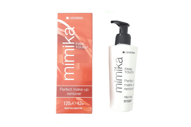 MIMIKA FINAL TOUCH PERFECT MAKE UP REMOVER en internet
