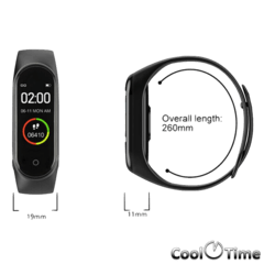 Smart Watch John L. Cook Band It 5 - Cool Time