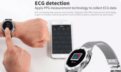 Smart Watch John L. Cook ECG - tienda online