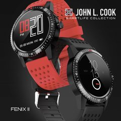 Smart Watch John L. Cook Fenix II - Cool Time