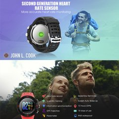 Smart Watch John L. Cook Mega GPS - Cool Time