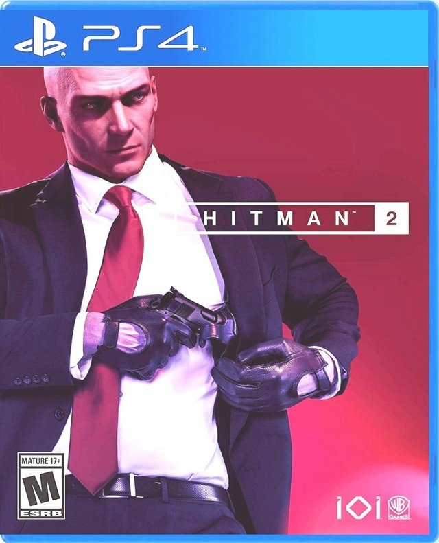 Hitman 2 Ps4 Comprar En Games Yonkis
