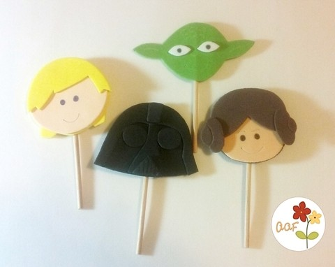 toppers-star-wars