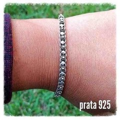 Pulseira Pikun - Prata 925 - The Mermaid Store