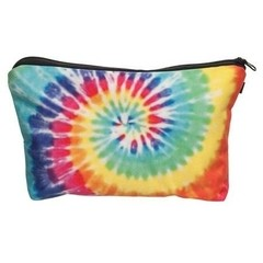 Estojo Necessaire Tie Dye Colors