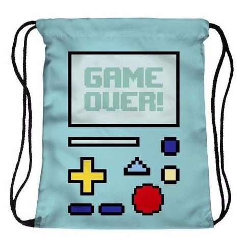 Sacochila Game Boy