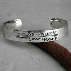 Bracelete Go True To Your Heart - The Mermaid Store