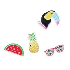 Kit Tropical Com 4 Pins - comprar online