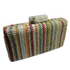 Bolsa Clutch Palha Bali Colors