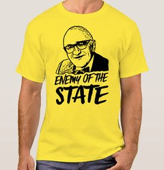 Camiseta  Enemy of the State (Cód. 064C) - comprar online