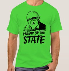 Camiseta  Enemy of the State (Cód. 064C) - loja online