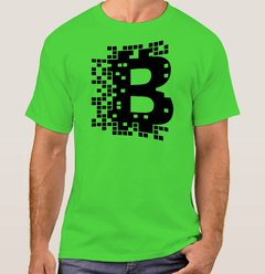 Imagem do Camiseta Bitcoin Blockchain (Cód. 010C)