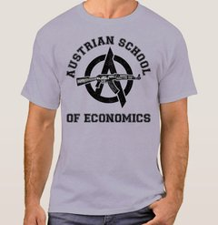 Imagem do Camiseta Austrian School Economics (Cód. 008C)