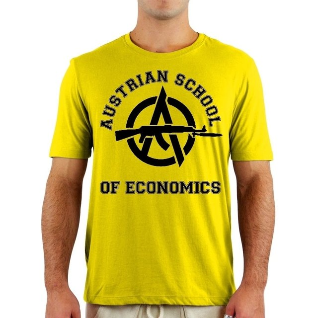 Camiseta Austrian School Economics na internet