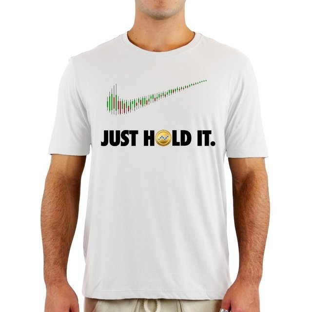Camiseta Nano HOLD It - comprar online