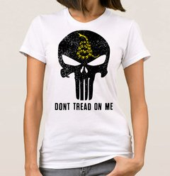 Baby Look Punisher Ancap (Cód. 091D) - loja online