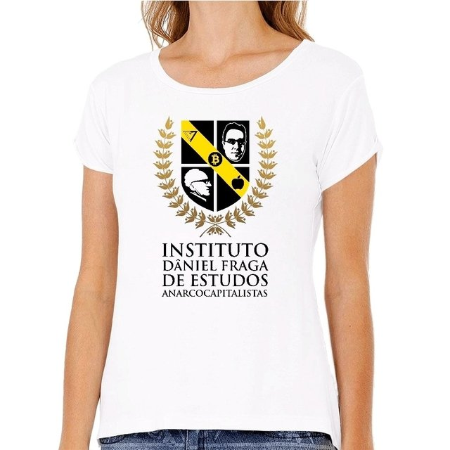 Camiseta Instituto Dâniel Fraga na internet