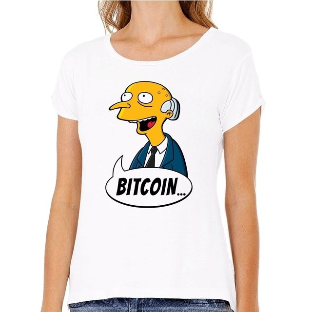 Camiseta Mr. Burns - comprar online