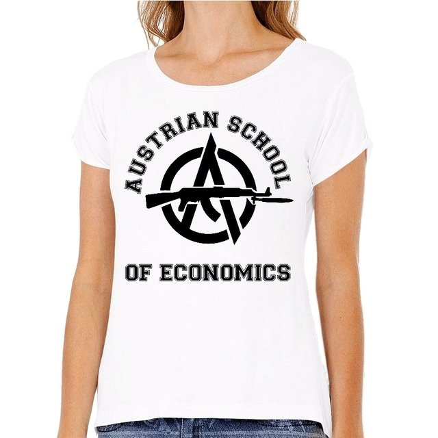 Imagem do Camiseta Austrian School Economics