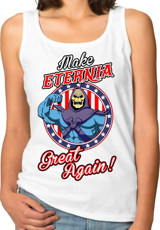 Regata Make Eternia Great Again na internet