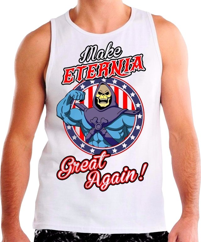 Regata Make Eternia Great Again - comprar online