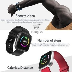 SmartWatch TY7 ( Silicona ) - comprar online