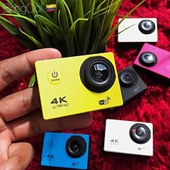 Sport Cam Touch Screen 4K WiFi + Control Remoto