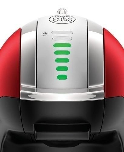 Cafetera Express Moulinex Dolce Gusto Genio Roja Automat