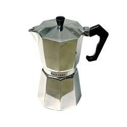 Cafetera Express Familiar Volturno Original 3 Pocillos