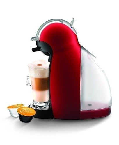 Cafetera Express Moulinex Dolce Gusto Genio Roja Automat - tienda online