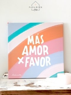 MÁS AMOR X FAVOR By @holamarte