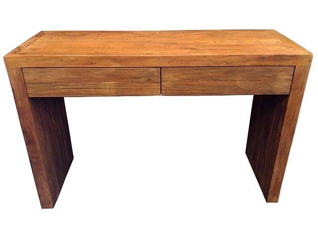 Adesivo Orelha De Abano ~ Aparador de madeira de demoliç u00e3o em viga com gavetas