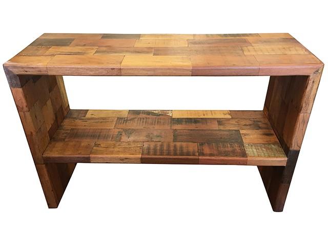 Fotos Do Artesanato Alagoano ~ Aparador de madeira com 2 tampos