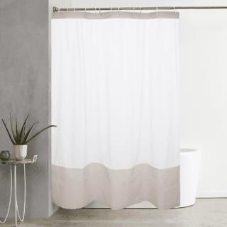 cortina de lino color crudo - Cortinas Lino
