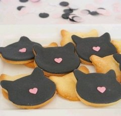 1 cortante de galletita Gatitos