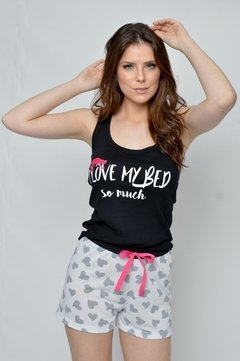 PIJAMA LC I LOVE MY BED -REF. VFA 5722