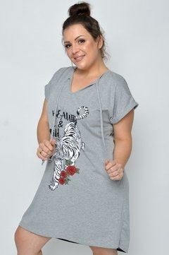Camisola LC Plus Size BEAUTY E WILD - Ref. VPS 5956 - comprar online