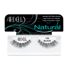 Natural Lashes 120 Demi Black