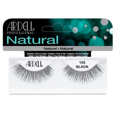 Natural Lashes 105 Black