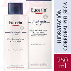 Eucerin UreaRepair Plus Loción Urea 5% 250 ml