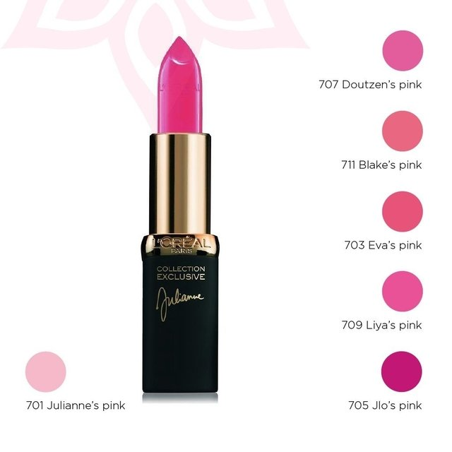 Color Riche Collection Exclusive La Vie En Rose - comprar online