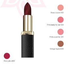 Color Riche Matte Addiction - comprar online