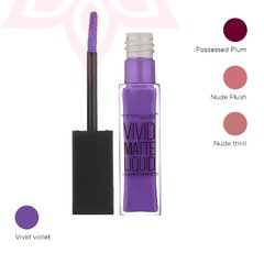 Color Sensational Vivids Matte Liquid - comprar online